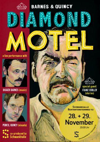 Diamondmotel plakat web